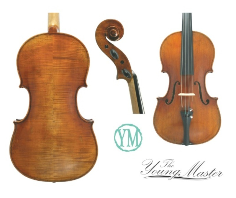 Image of Young Master Viola by Eastman Strings
