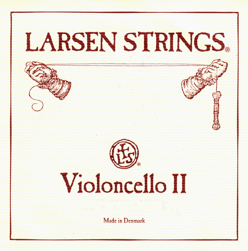 Image of Larsen Cello String, D
