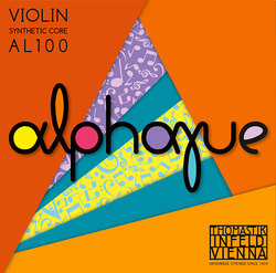 Thomastik Alphayue Violin String, E