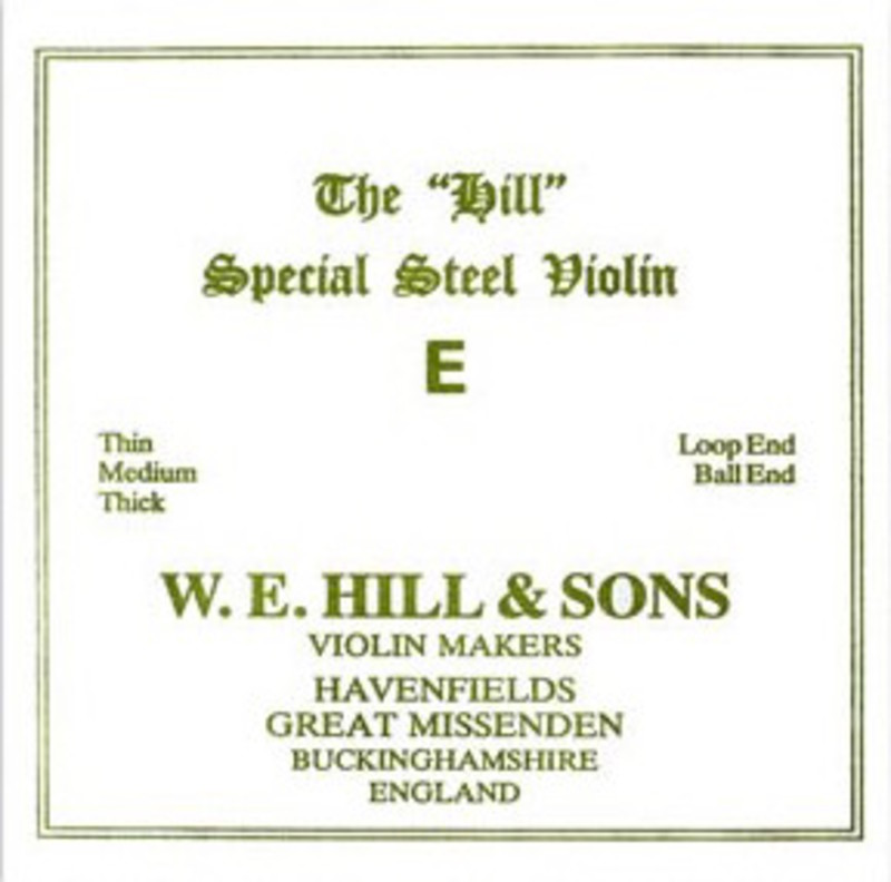 Image of The Hill Special Violin String, E