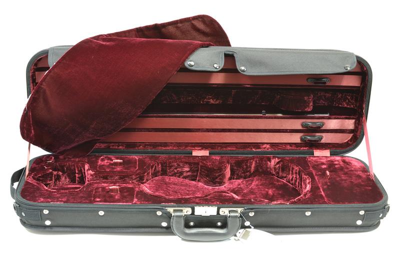 Image of GEWA Maestro Rectangular Violin Case