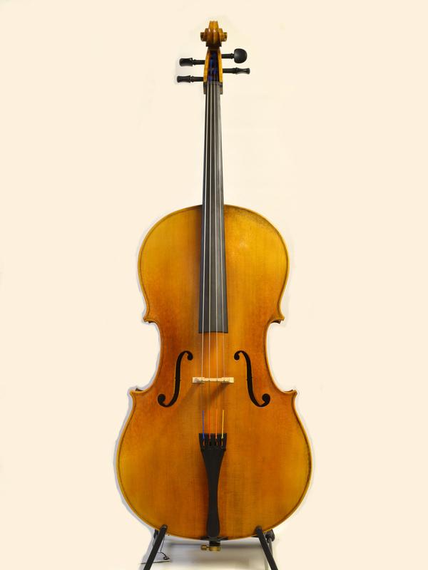 Image of Hidersine 'Reserve' Strad Model Cello