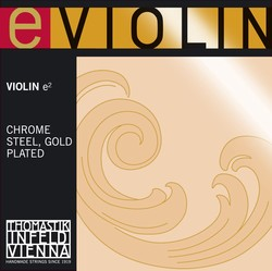 Thomastik Violin String, E Gold 48