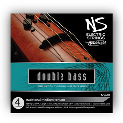 NS Electric Traditional Bass Strings, SET