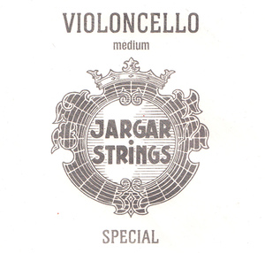 Jargar Cello String, D Special