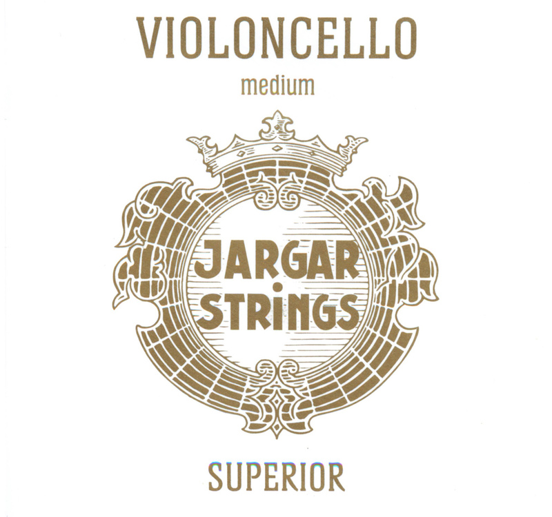 Image of Jargar Superior Cello Strings. Set