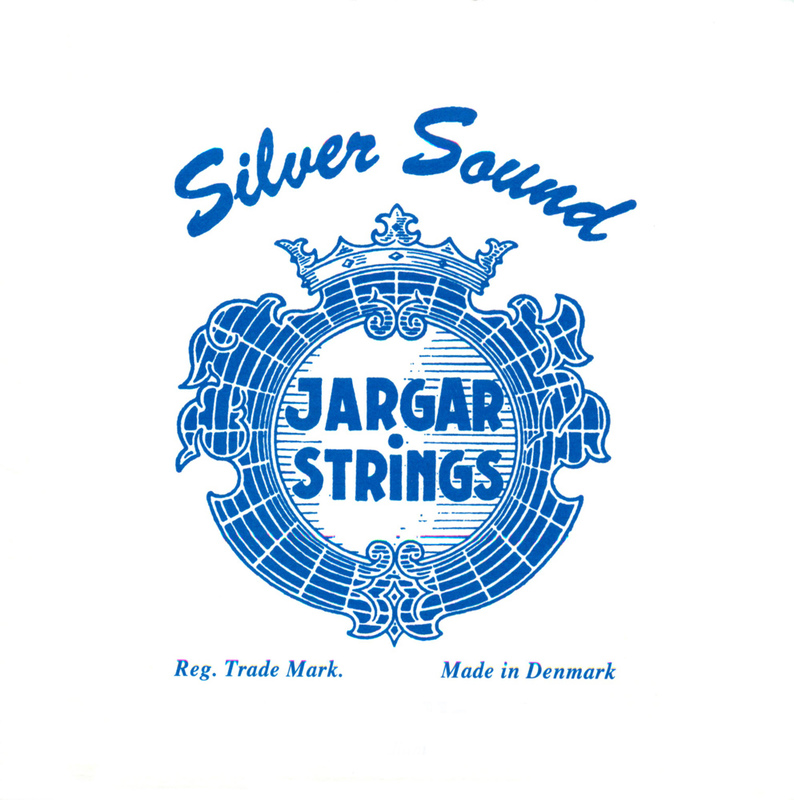 Image of Jargar Classic Cello String, C Silver Sound