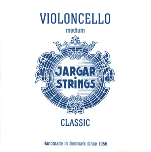 Jargar Classic Cello String, D