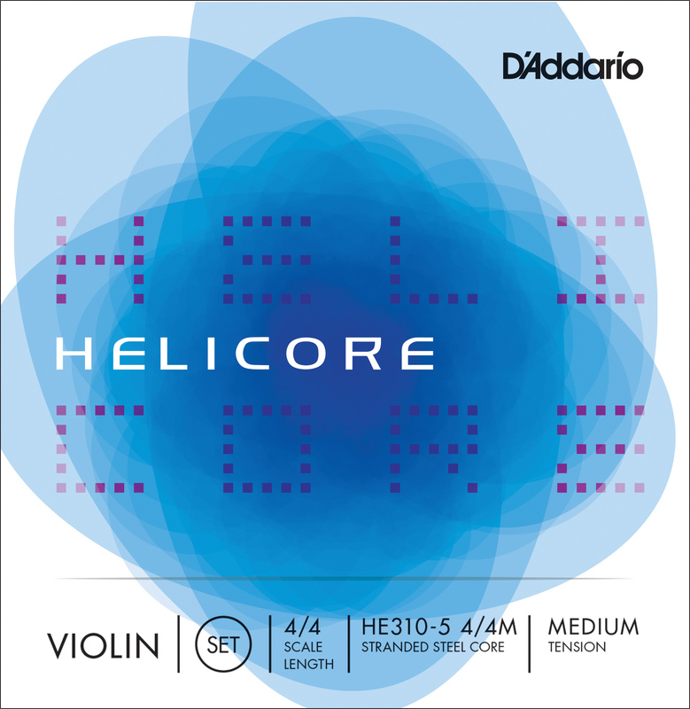 Image of D'Addario Helicore Violin Strings, SET