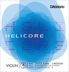 D'Addario Helicore Violin String, A