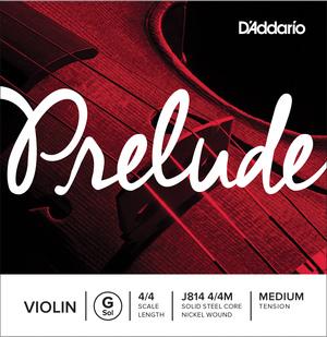 D'Addario Prelude Violin String, G