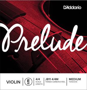 D'Addario Prelude Violin String, E
