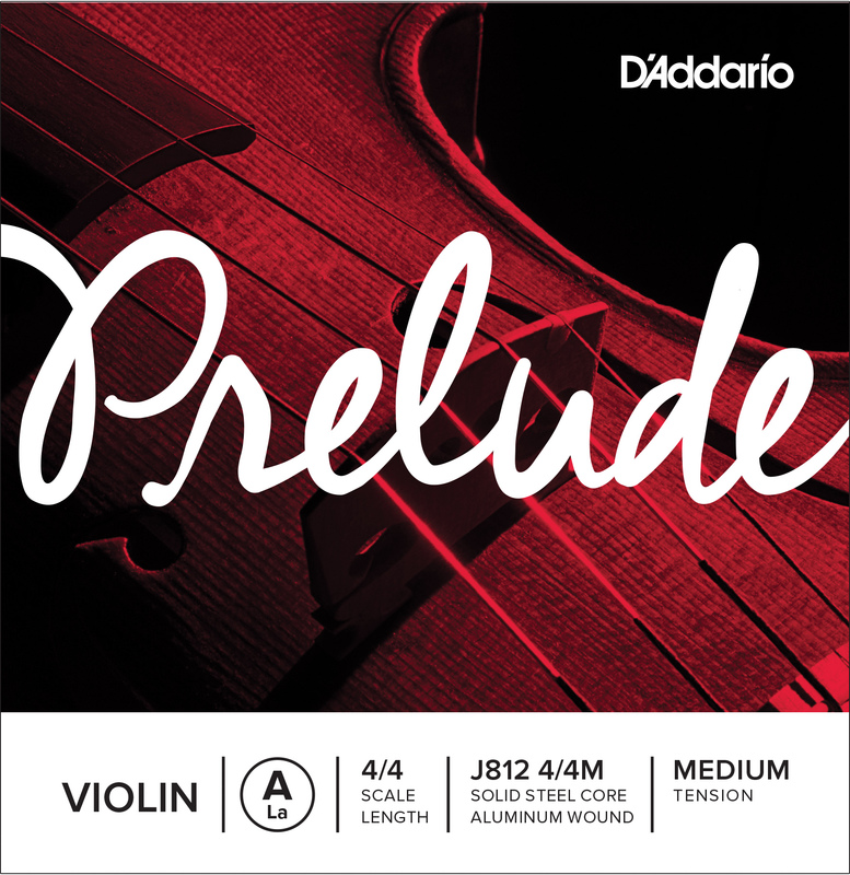 Image of D'Addario Prelude Violin String, A