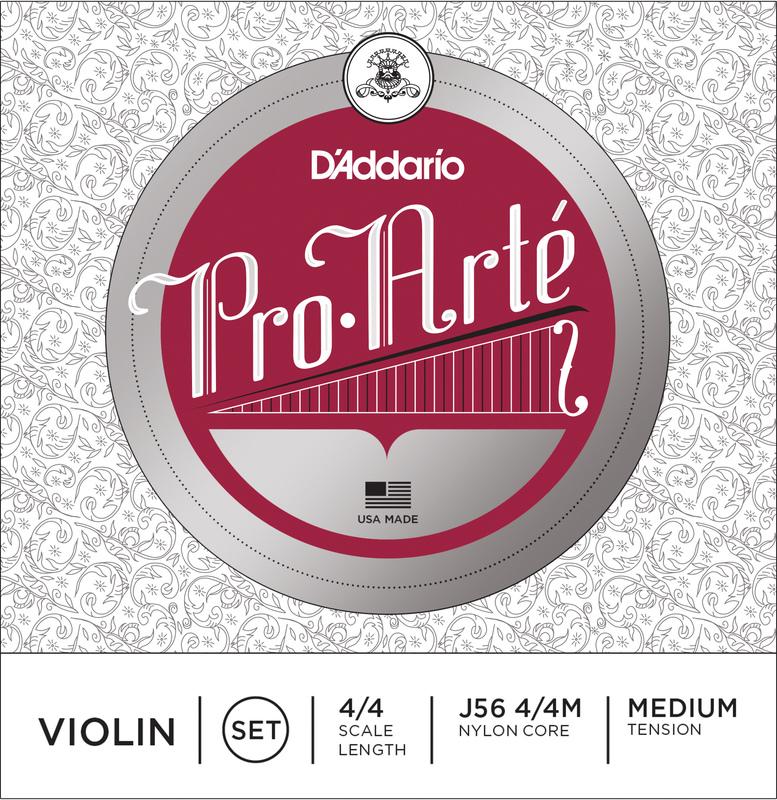 Image of D'Addario Pro Arte Violin Strings, SET