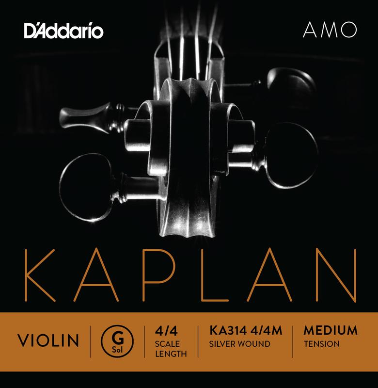 Image of Kaplan Amo Violin String, G