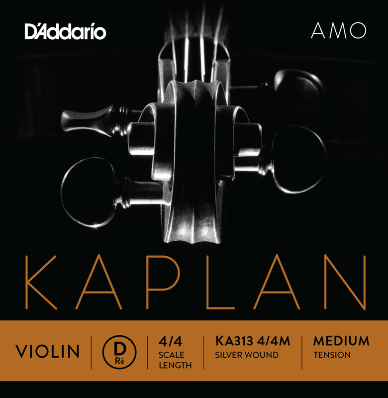 Image of Kaplan Amo Violin String, D