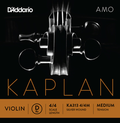 Kaplan Amo Violin String, D