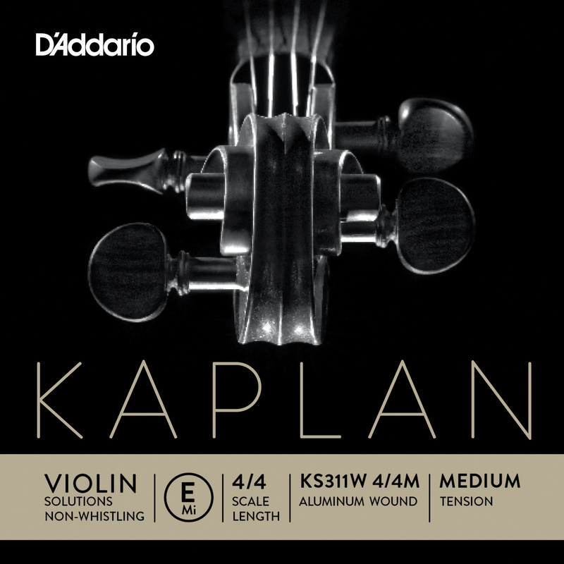 Image of Kaplan Solutions Non-Whistling Violin String, E