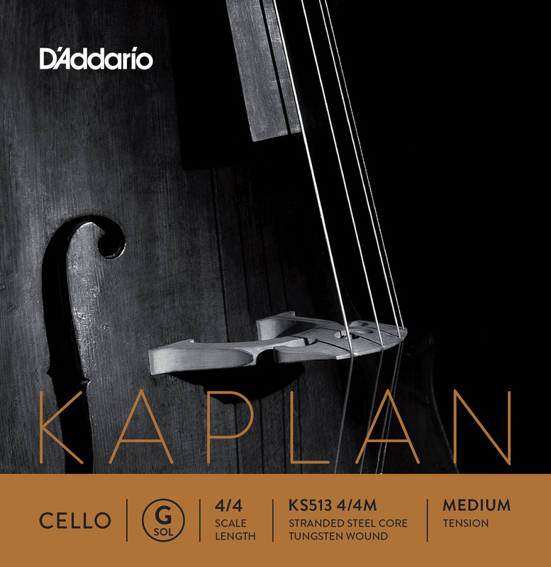 Image of Kaplan Cello String, G