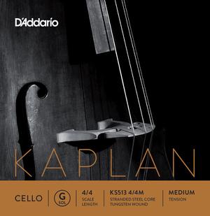 Kaplan Cello String, G