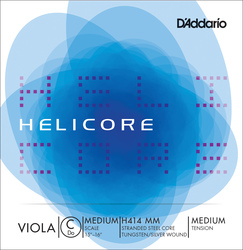 D'Addario Helicore Viola String, C