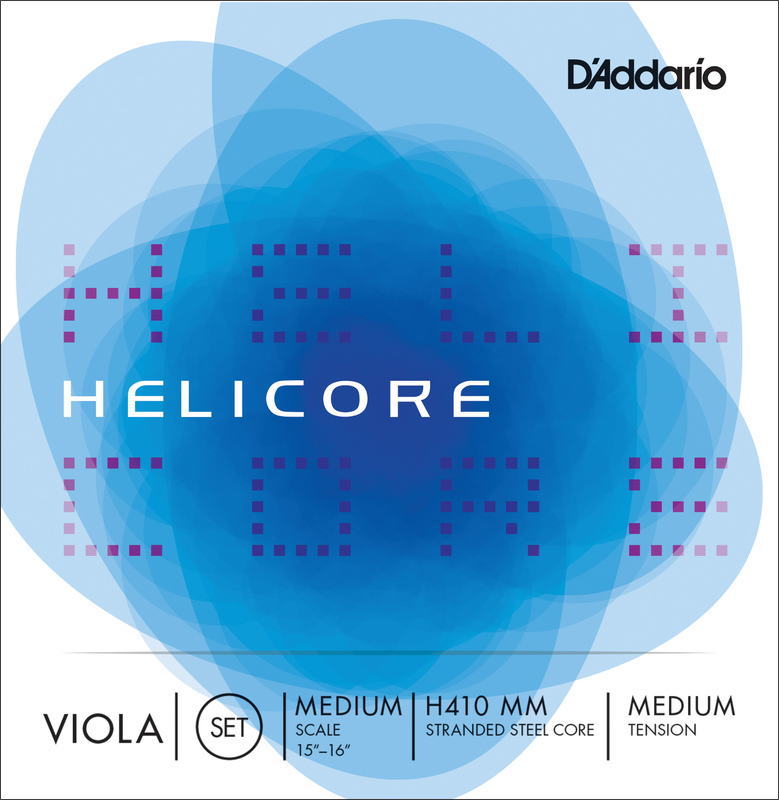Image of D'Addario Helicore Viola Strings. SET