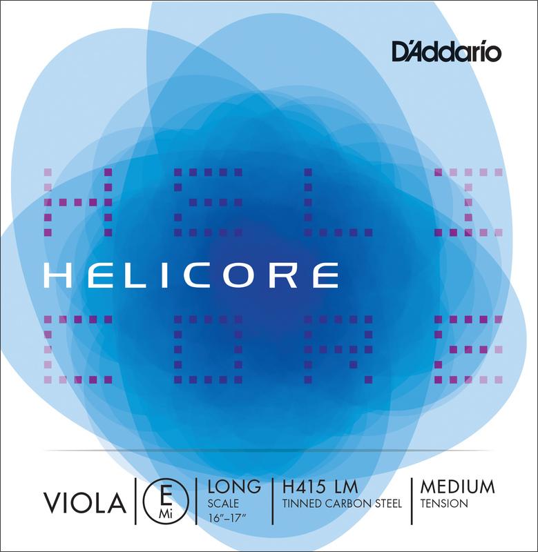 Image of D'Addario Helicore Viola String, E