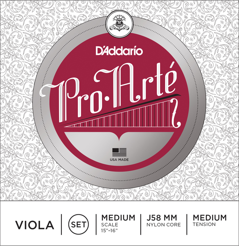 Image of Pro Arte Viola Strings, Set