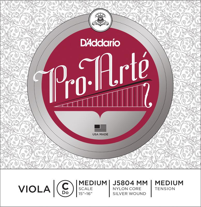 Image of D'Addario Pro Arté Viola String, C