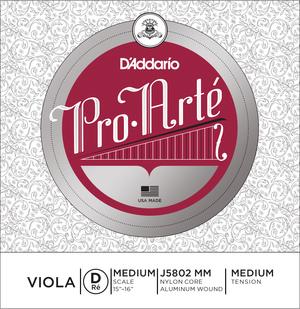 D'Addario Pro Arte Viola String, D