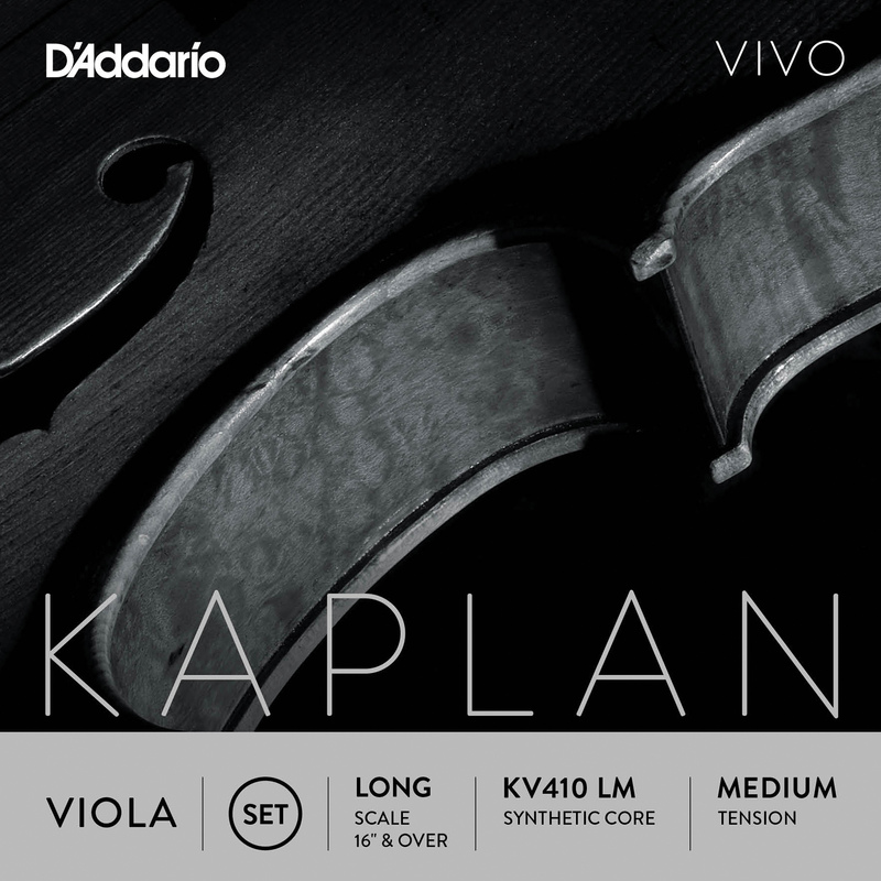 Image of Kaplan Vivo Viola Strings, SET