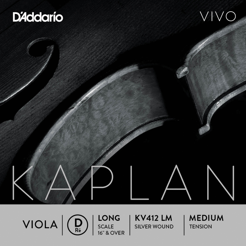 Image of Kaplan Vivo Viola String, D