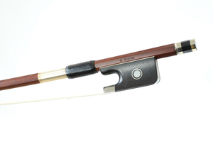 Nickel Mounted Cello Bow G. Werner