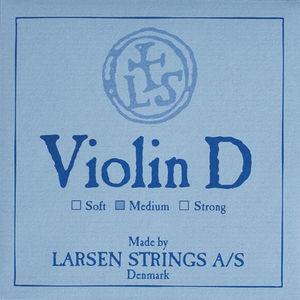 Larsen Violin String, D Aluminium