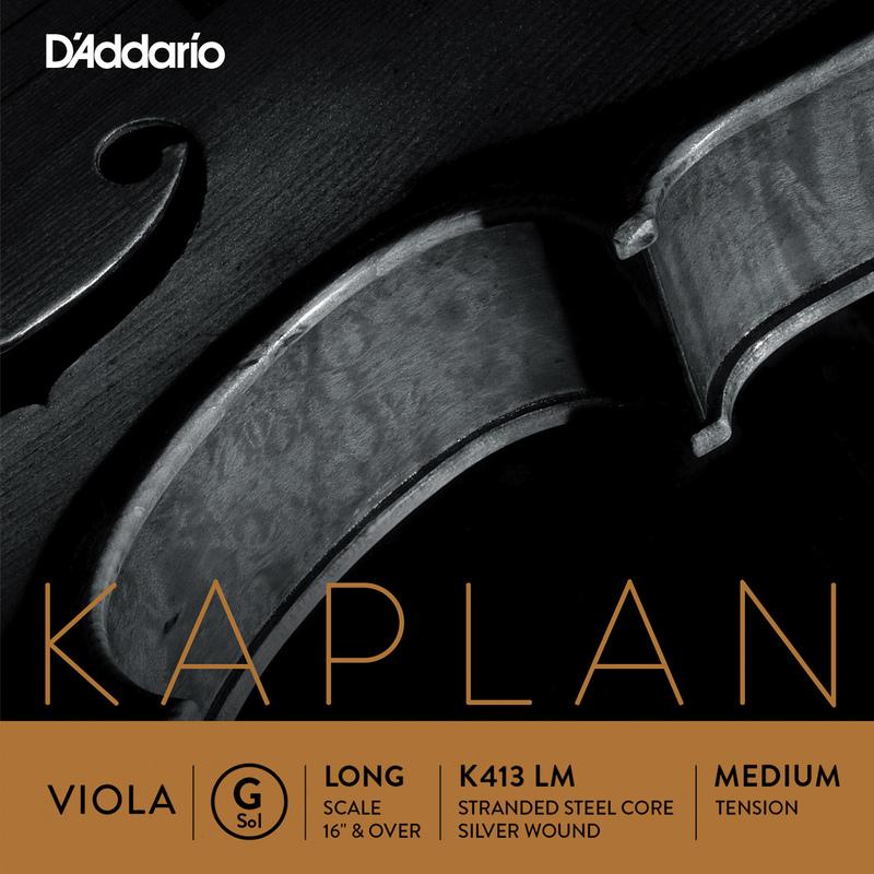 Image of Kaplan Amo Viola String, G