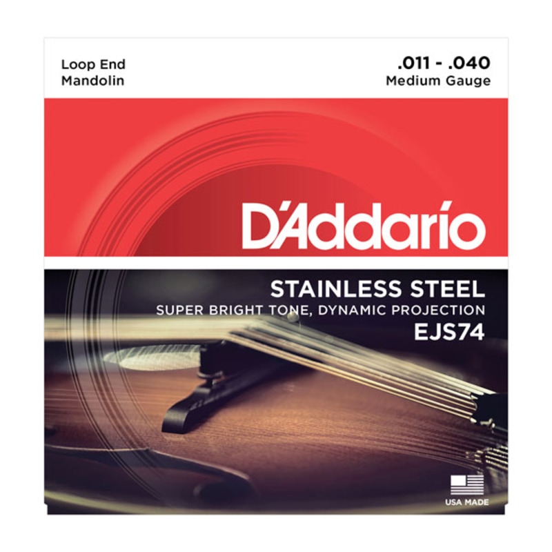 Image of D'Addario EJS74 Mandolin Strings, SET