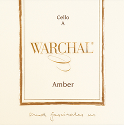 Warchal Amber Cello Strings, SET
