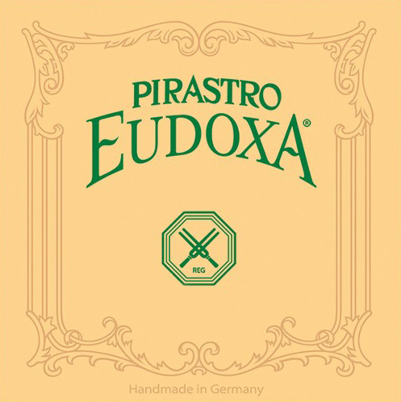Image of Eudoxa Double Bass String, C High Solo