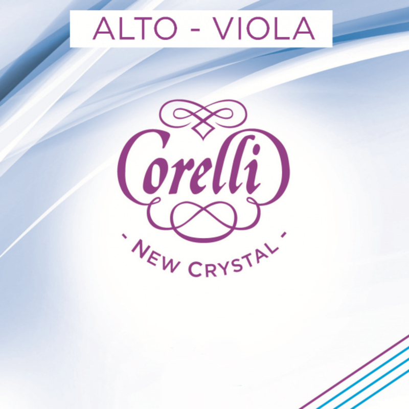 Image of Corelli Crystal Viola Strings, SET