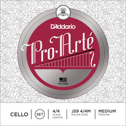Pro Arte Cello Strings, SET