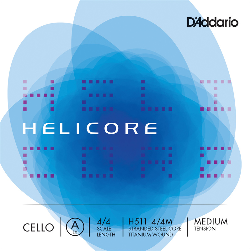 Image of Helicore Cello String, A