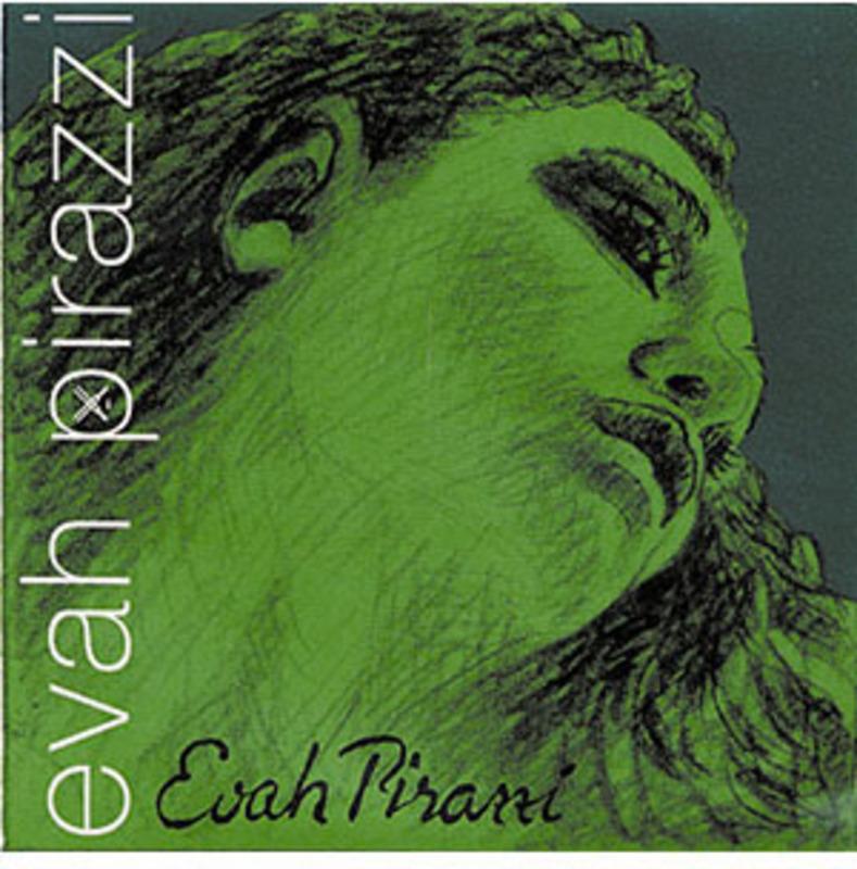 Image of Pirastro Evah Pirazzi Double Bass String, F#4 Solo