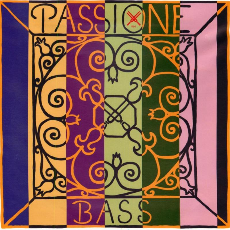 Image of Pirastro Passione Double Bass Strings, SET