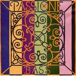 Pirastro Passione Double Bass Strings, SET