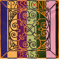 Pirastro Passione Double Bass Strings, SET, Solo