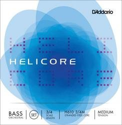 D'Addario Helicore Double Bass Strings. SET