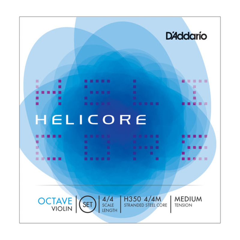Image of D'Addario Helicore Octave Violin Strings. SET