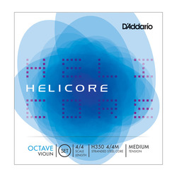 D'Addario Helicore Octave Violin Strings. SET