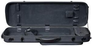 Hidersine Polycarbonate Hardshell Violin Case.