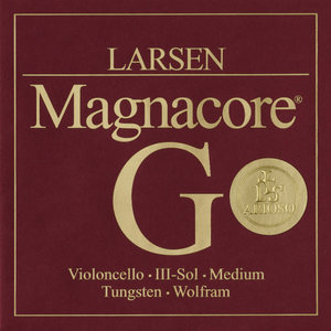 Larsen Magnacore Arioso Cello String, G